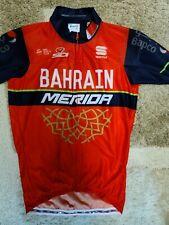 Bahrain Merida, Sportful, Vincenzo Nibali Race Jersey