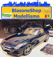 Premium Classixxs Mercedes Benz Sls Amg Sport Coupè 1/12 Modellino Diecast DarkB