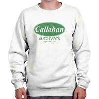 Callahan Auto Tommy Boy Funny Gift Cute Cool Edgy Sarcastic Pullover Sweatshirt