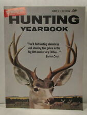 TRUE The Man's Magazine HUNTING YEARBOOK No. 10 1959 Fred Ludekens Buck Deer ...