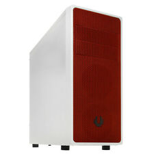 BitFenix Neos White/Red MATX Mini ITX Gaming PC Case USB3.0 BFC-NEO-100-WWXKR-RP