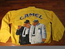 Camel Tyvek DuPont Vtg Yellow Jacket Xl 1992 Wide Brothers