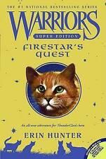 Firestar's Quest by Erin Hunter (Paperback / softback, 2008)