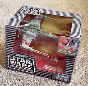 1996 Star Wars Action Fleet Luke's X-Wing Sealed MISB Galoob Micro Machines