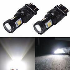 JDM ASTAR Newest 3157 4157 Super White 3030 SMD LED Turn Signal Brake Light Bulb