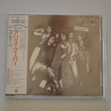ALICE COOPER - LOVE IT TO DEATH - 1990 JAPAN CD FIRST PRESS