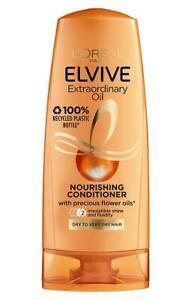 Elvive Extraordinary Oil Nourishing Conditioner 400ml