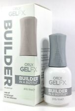 NEW ITEM - ORLY GelFX BUILDER IN A BOTTLE - .6oz/18ml -OR3300000