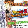 iOS - Dokkan Battle - Goku & Frieza LR with 800+ Dragon Stones - Fresh Global