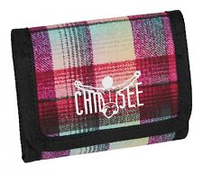 CHIEMSEE Bourse Wallet Checky Chan Rose