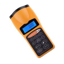Q07 Ultraschall LCD Laser Messer Distanzmesser Lasermessgerät Entfernungsmesser
