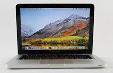 "2011 Apple MacBook Pro 13"" 2.4GHz Core i5 4GB RAM 500GB HDD NEW BATTERY+WNTY!"