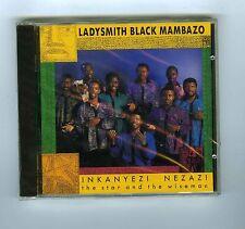 CD (NEW) LADYSMITH BLACK MAMBAZO INKANYEZI NEZAZI