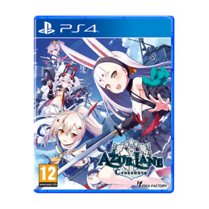 Azur Lane: Crosswave (Playstation 4 PS4) with booklet