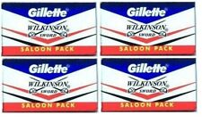200 Gillette Double Edge Blades Classic Style Safety Razor Refills Two Side