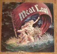 Meat Loaf – Dead Ringer Vinyl LP Album 33rpm 1981 Epic – EPC 83645