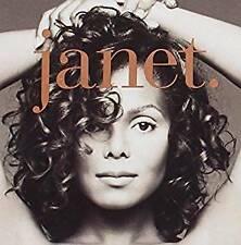 Janet Jackson - Janet (NEW CD)