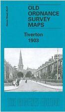 MAP OF TIVERTON 1903