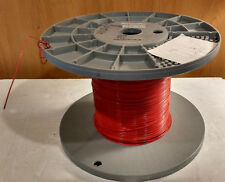 Carlisle Tensolite 630554-0101 Red 30AWG Cable