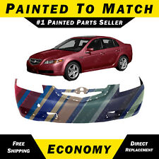 NEW Painted to Match - Front Bumper Cover Fascia for 2004 2005 2006 Acura TL