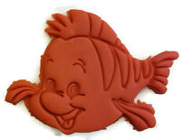The Little Mermaid Flounder cookie cutter