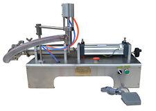 110V liquid filling machine 50-500ml Single Head Only for Liquid