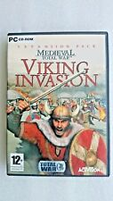 Medieval Total War: Viking Invasion (PC: Windows, 2003) - Expansion Pack