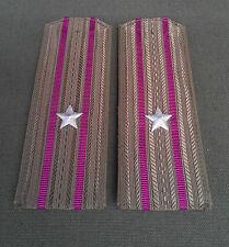 Schulterstücken Justiz Major  Uniform UDSSR CCCP Sowjet Armee