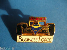 Pin's pin CANON F1 BUSINESS FORCE Signé DRAGO ( ref L15 )