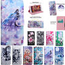 For Samsung Galaxy Note 9 J4 J6 Plus A6 A7 2018 Flip Wallet Leather Case Cover