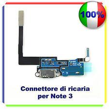CONNETTORE RICARICA CARICA micro usb FLEX SAMSUNG Galaxy Note 3 N9005