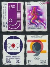 India 680-683 (complete.issue.) unmounted mint / never hinged 1976 Oly (9137555