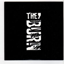 (FA310) The Burn, Sally O'Mattress sampler - 2002 DJ CD