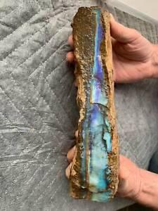 Rare to Find - Long Double Face Gem Opal. Rough Boulder Opal