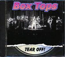 SEALED NEW CD Box Tops - Tear Off!