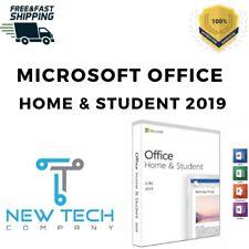 MICROSOFT HOME AND STUDENT 2019 ITA -FATTURATO-