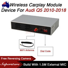 Wireless Apple Carplay Android Auto Module Device For Audi Q5 2010-2018