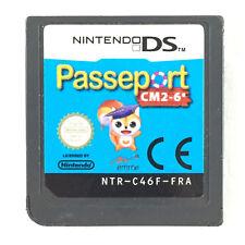 Passeport du CM2 à la 6ème DS / Jeu Sur Nintendo DS, 3DS, 2DS, New...