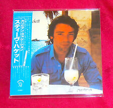 Steve Hackett Cured JAPAN SHM MINI LP CD VJCP-98034 Genesis