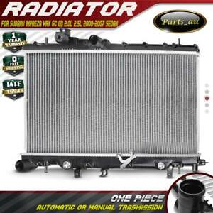Radiator for Subaru Impreza WRX GC GD 2000-2007 2.0L 2.5L EJ20 EJ25 Auto /Manual
