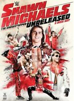WWE: Shawn Michaels The Showstopper Unreleased [New DVD] 3 Pack, Amara