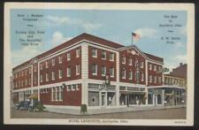Postcard GALLIPOLIS Ohio/OH  Early 1900's Tabits Department Store 1920's