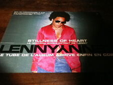 LENNY KRAVITZ - Plan média / Press kit !!! STILLNESS OF HEART !!!