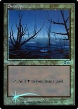 MTG ARENA URZA'S SAGA FOIL SWAMP PROMO CARD MINT NEVER PLAYED FREE SHIP