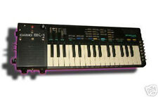 Circuit Bent Modified Casio Sk-1 Sampling Synthesizer Keyboard Synth Mods