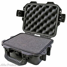 Pelican Hardigg Foam Padded Shock Waterproof Airtight Camera Storm Carrying Case