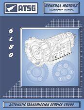 ATSG GM THM 6L80 Automatic Transmission Rebuild Overhaul Service Shop Manual