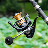 17+1BB Metal High Speed Gear Ratio Light Weight Ultra Spinning Fishing Reel