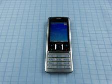 Nokia 6300 Silber! Gebraucht! Ohne Simlock! TOP! RAR!