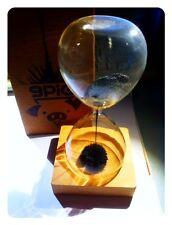 Clessidra  Magnetica materiale vetro e legno Dimensioni (6 x 15) cm (L x H) new